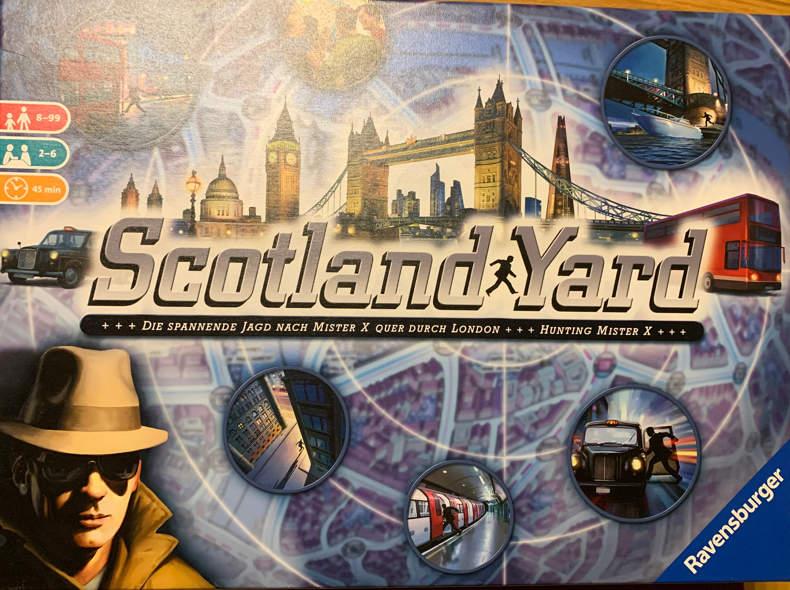 20071 Scotland Yard