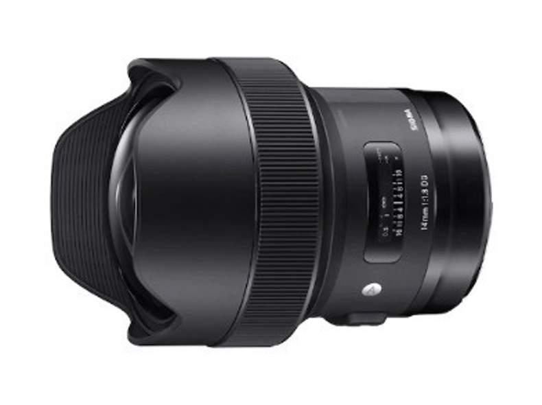 20126 Sigma14mm f/1,8 ART, Canon