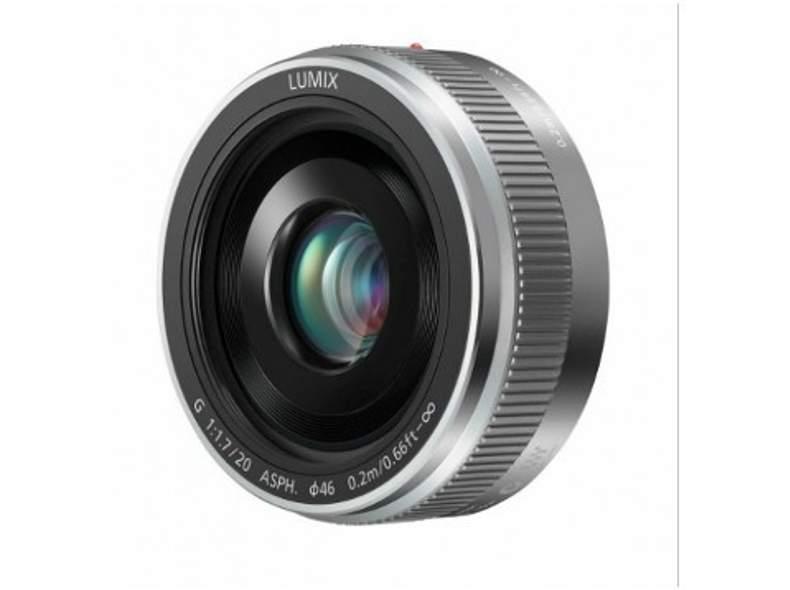 20133 LUMIX G Festbrennweite 20mm | F1.7