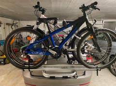 20300 Fahrradträger Heckklappe