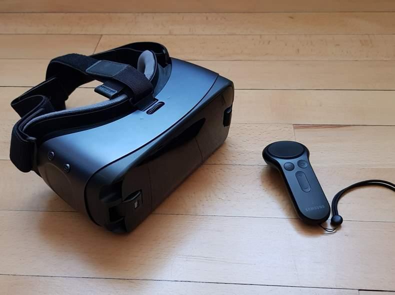 20382 Samsung Gear VR Virtual Reality