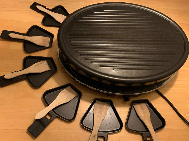 20453 Raclettegrill