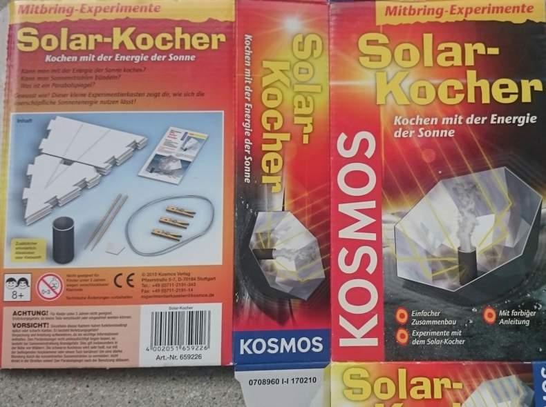 20540 Solar-Kocher
