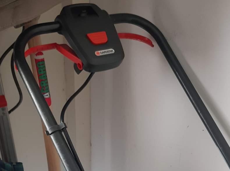 20559 Rasenmäher elektrisch