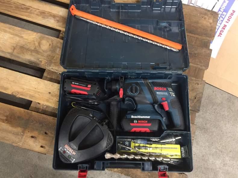 20563 Akku-Bohrhammer Bosch Professional
