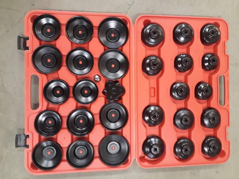 20789 Ölfilter Werkzeugset