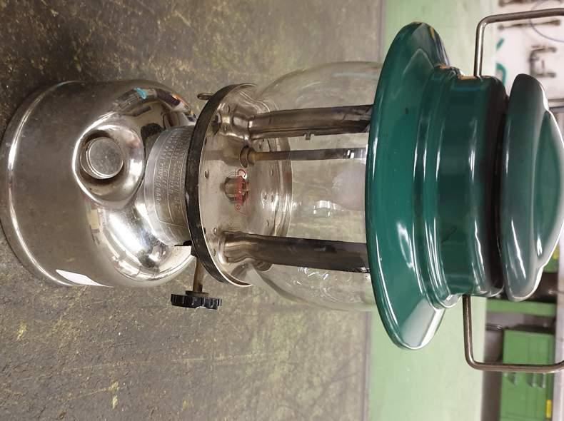 20803 Benzinvergaserlampe
