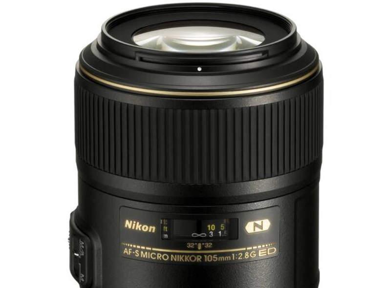 20901 Nikon 105mm Makroobjektiv
