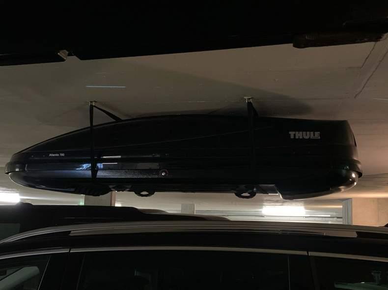 21032 Dachbox Thule