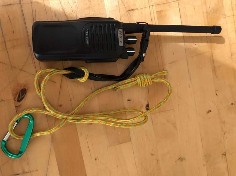 21059 REGA Notfunkgerät