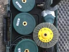 20917 Bürstmaschine von Metabo