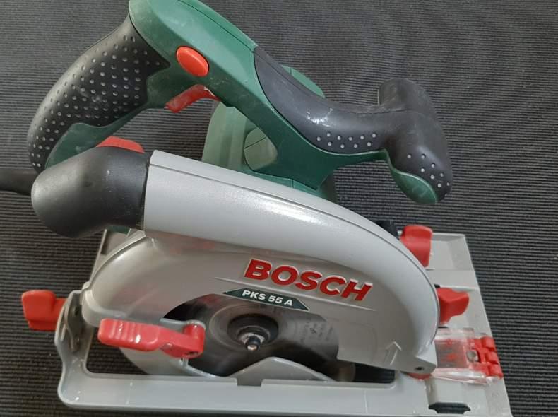 21223 Bosch PKS 55A Hand Kreissäge