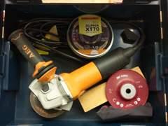 21400 Winkelschleifer AEG 12-125