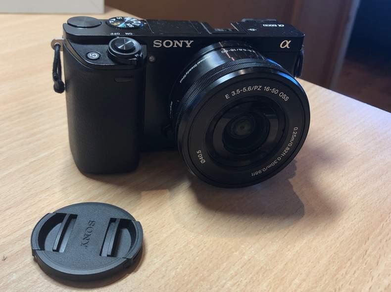 21536 Sony a6000