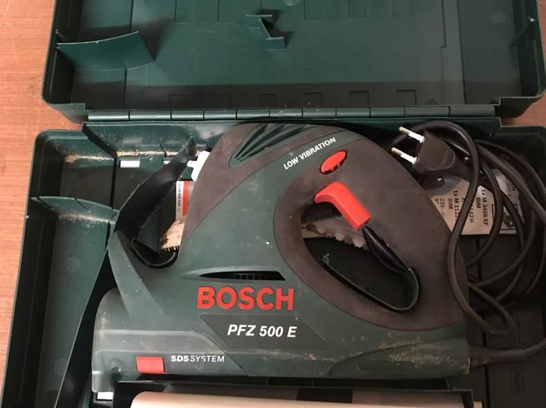 21605 Bosch Elekto-Fuchsschwanz