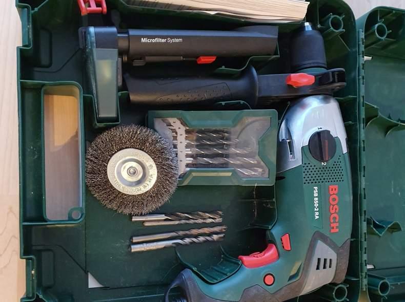 21734 Bosch Bohrhammer