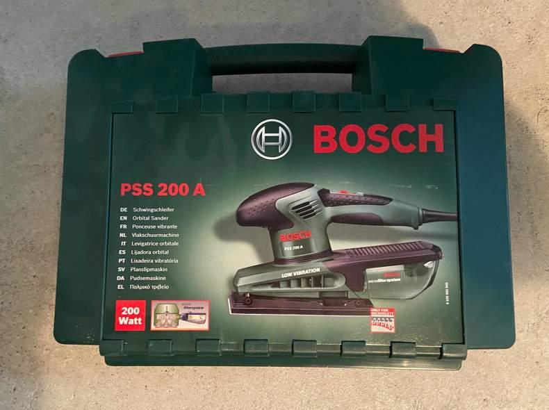 21764 Bosch Schwingschleifer