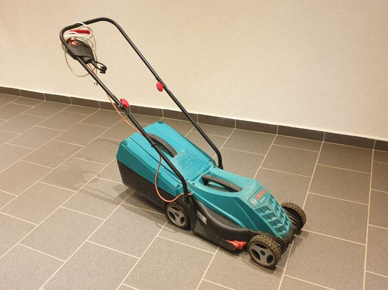 21793 Rasenmäher Elektrisch Bosch