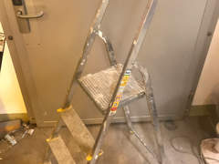 21900 Bockleiter 80cm