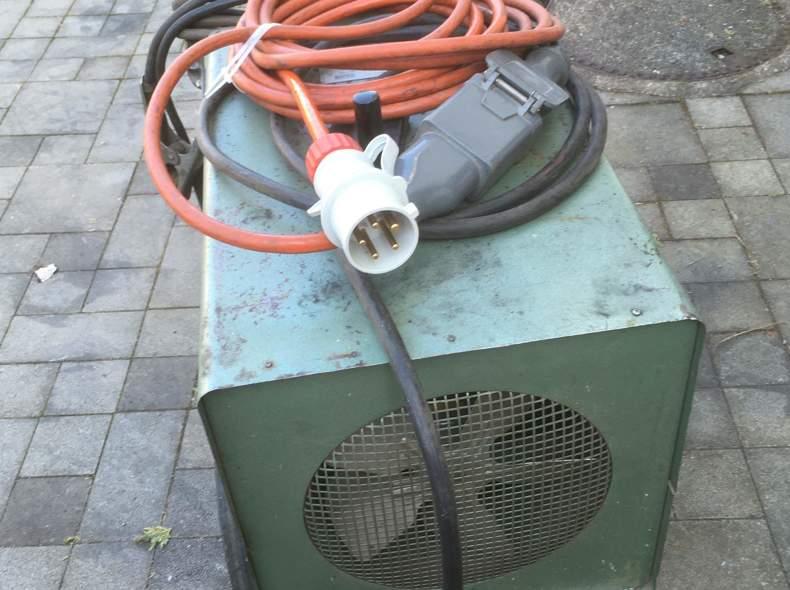 21940 Oerlikon Schweissgleichrichter