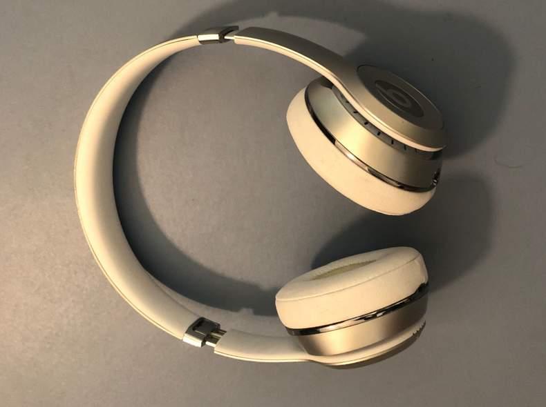 22062 Beats Solo 3 Weiss Kopfhörer