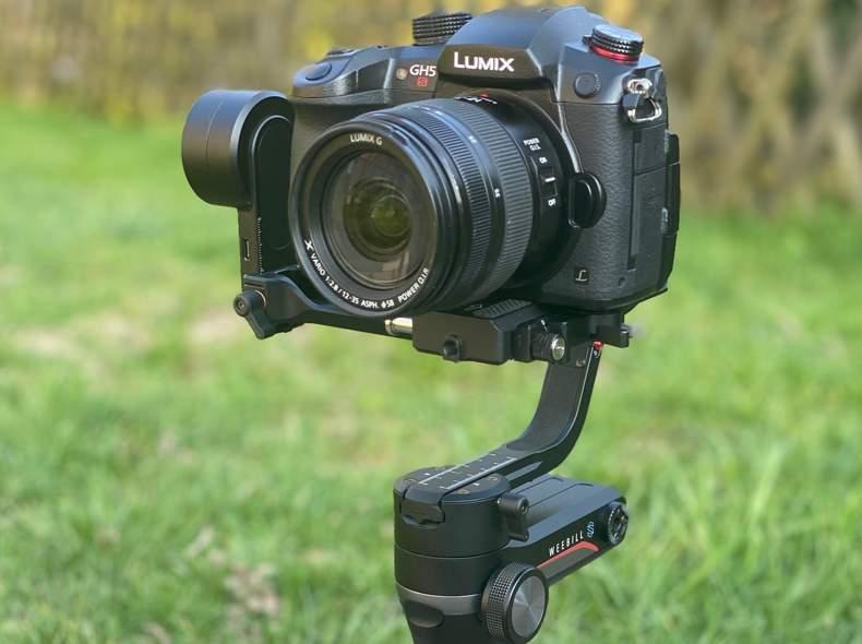 22036 Panasonic Lumix GH5S inkl. Objektiv