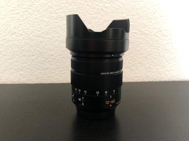 22113 Lumix 12-60 F2.8 Objektiv
