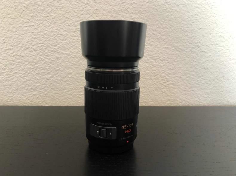 22109 Lumix 45-175 Micro Four Thirds
