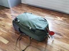 22168 Pacsafe venturesafe Rucksack 65L