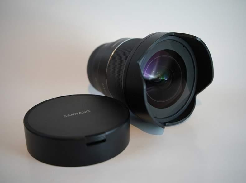 22296 Samyang AF 14mm F2.8, Sony E-Mount