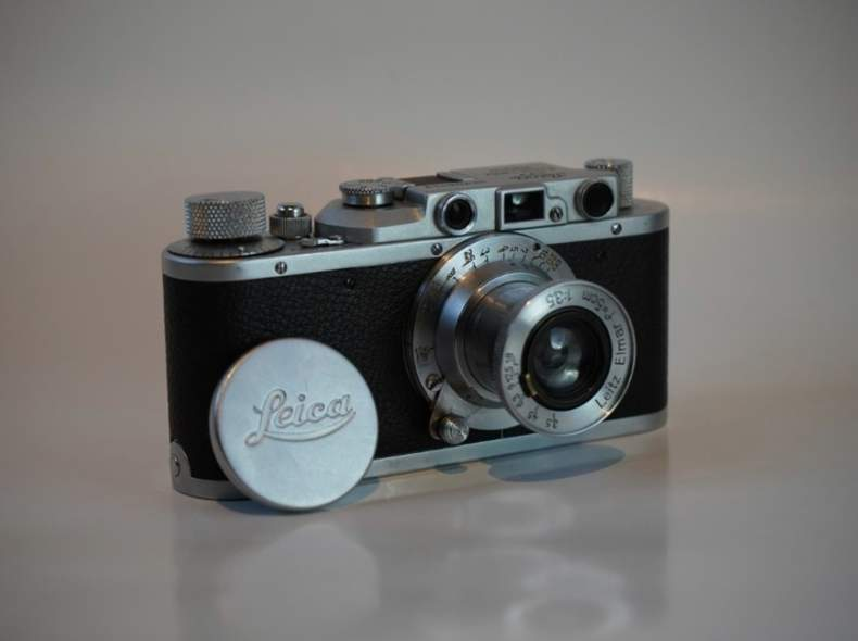 22303 Leica II (1936)