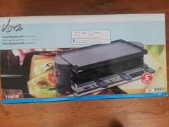 22341 Pizza-Grill / Raclette-Grill