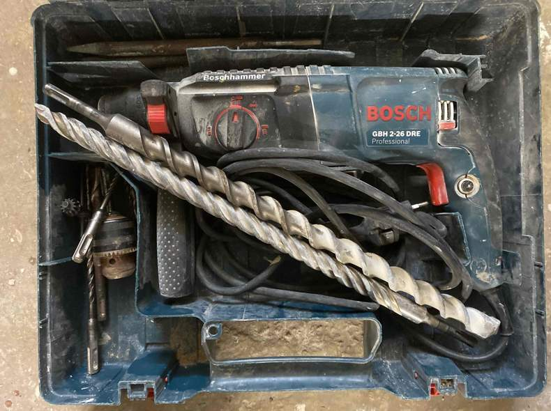 22414 Bosch Bohrhammer GBH 2-26 DRE