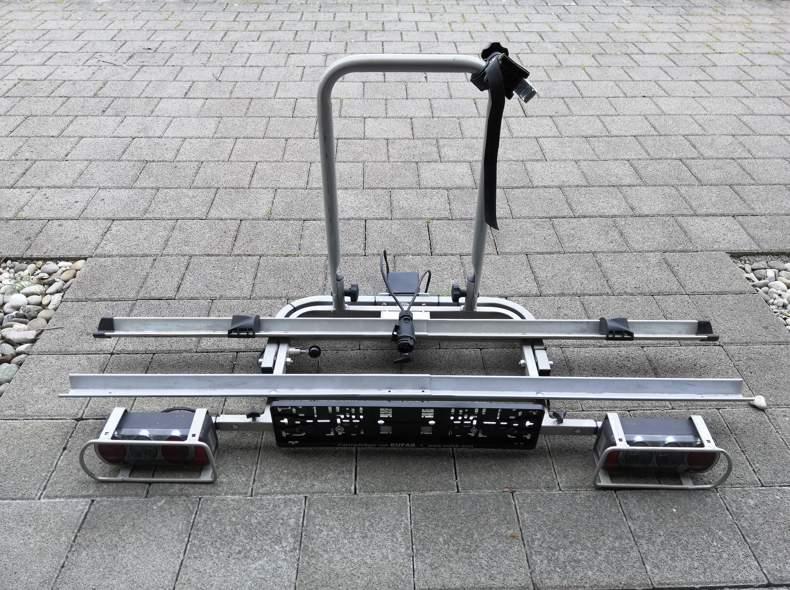 22432 Fahrradträger Velo Träger absenkbar