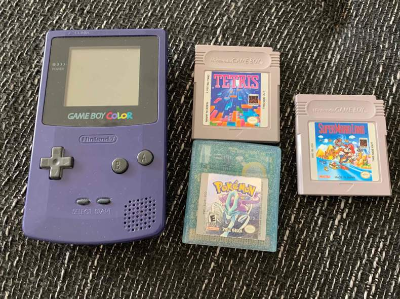 22500 Gameboy Color