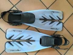 22564 Split-Fin Flossen Gr. S/M