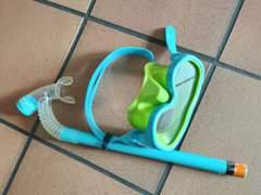 22568 Taucherbrille & Schorchel f. Kinder