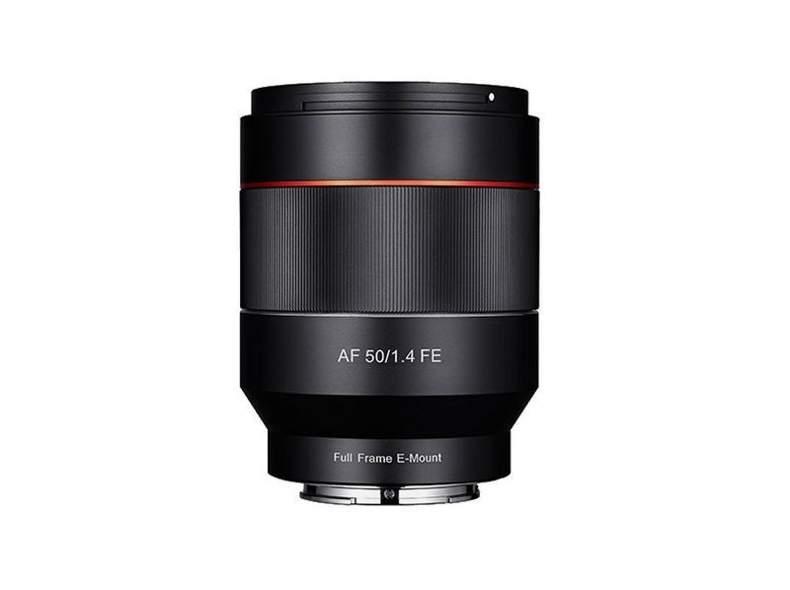 22605 Samyang 50mm 1.4 Sony E-Mount AF
