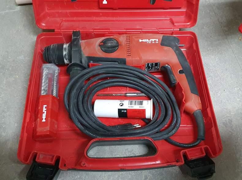 22652 Bohrhammer HILTI TE 2-S