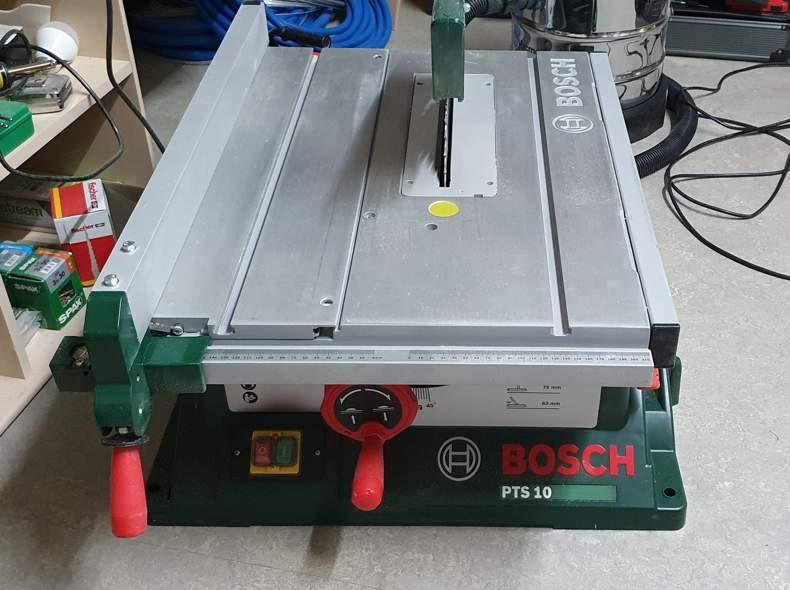 22654 Tischkreissäge Bosch