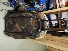 22720 Rollkoffer mit Rucksack Funktion