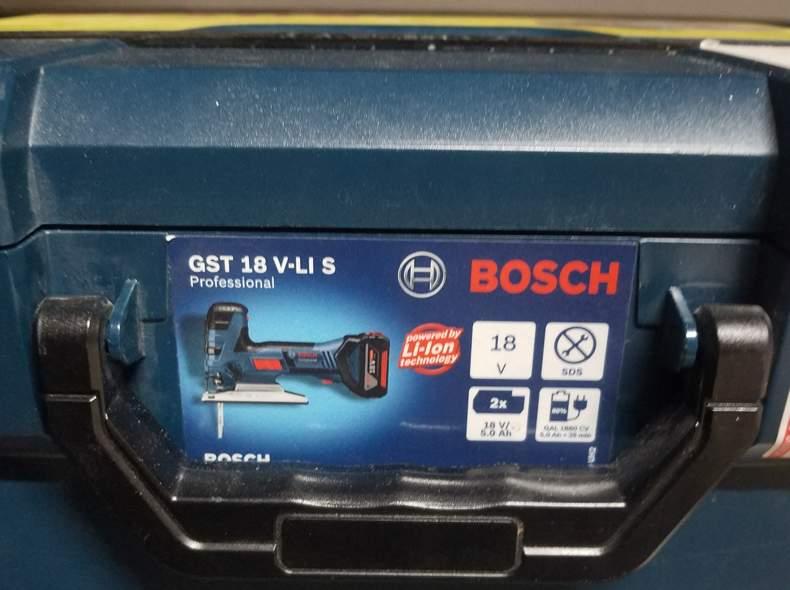 23086 Akkustichsäge Bosch Professional