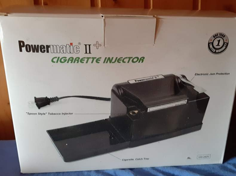 23105 Zigarettenstopfgerät elektronisch