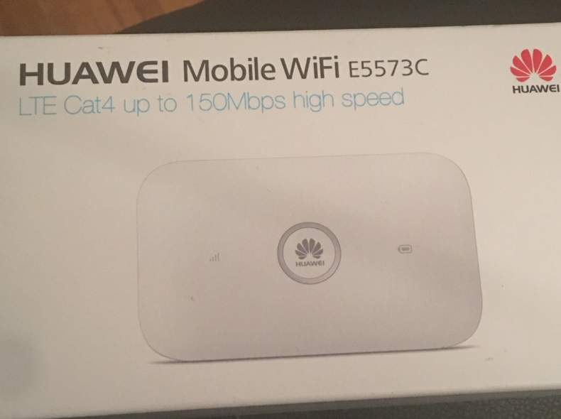 23314 Huawei Mobile Wifi mit 4G Unlimited