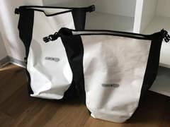 5881 Velogepäcktaschen Ortlieb weiss