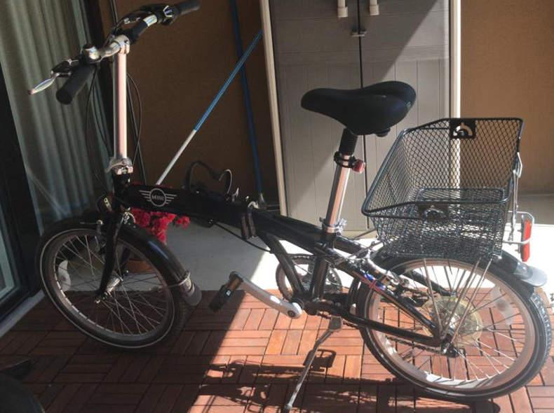 23358 Mini Cooper Velo Fahrrad