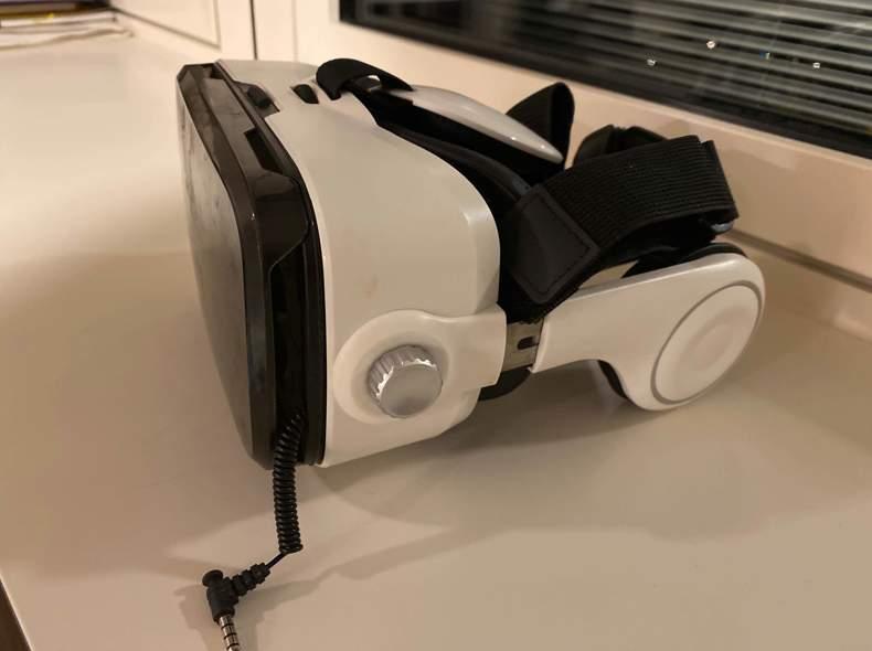 23500 3D Brille für Smartphone