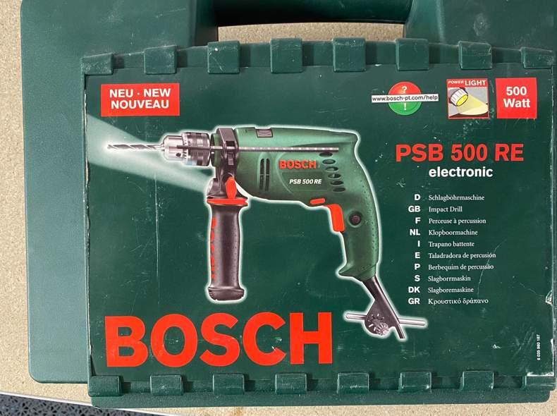 23855 Bohrmaschine