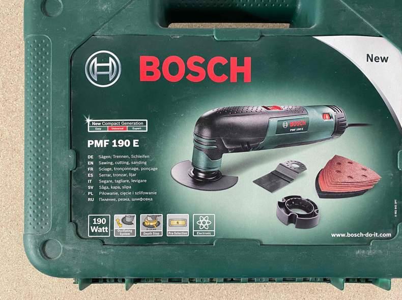23856 Bosch Vibrationssäge