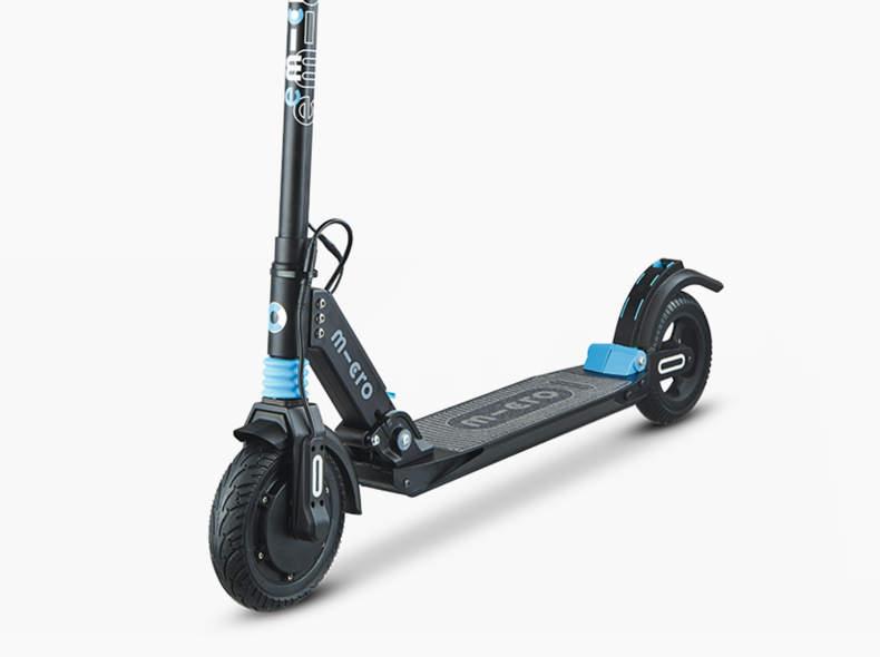 23931 E-Trottinett MicroScooter, Klappbar